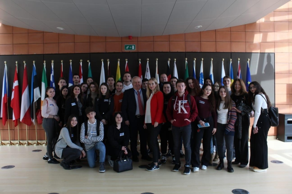 KALLIANOS STUDENTEN BRUSSELS Mrz2019
