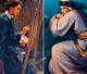 Eleni Bùkura-Altamura: die erste griechische Malerin der Moderne